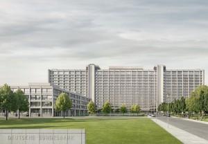 Gebäude Deutsche Bundesbank Frankfurt