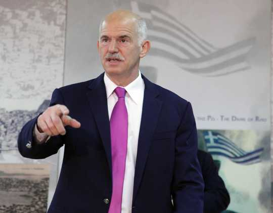 Giorgos Papandreou (Quelle: www.papandreou.gr)