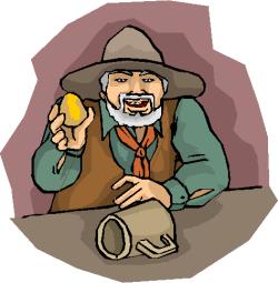 Goldrausch - wie in den alten Zeiten