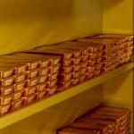 Lagerung von Gold (Foto: Bundesbank)