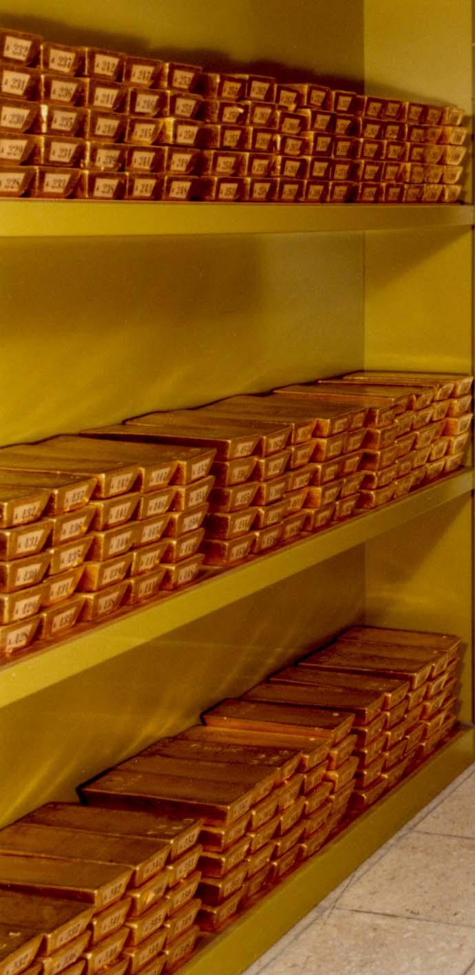 Goldbarren kaufen - krisensicher in physisches Gold investieren